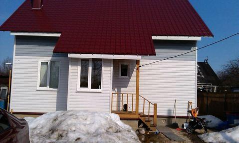 Продаётся Дом 125 м2 на участке 7,5 сотки в мкр. Барыбино - Фото 2