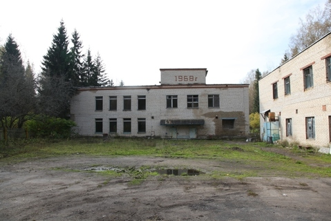 Продается здание д. Сергеевка - Фото 1