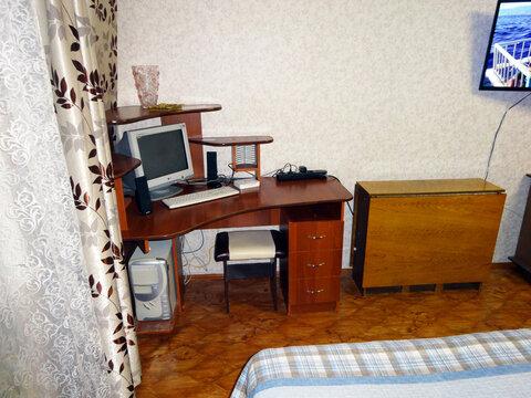 1к. Люкс, Компьютер, wi-fi, Центр города. 2+2+1 мест - Фото 5