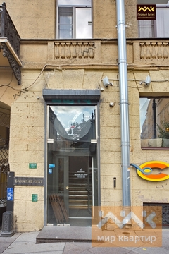 Продажа офиса, м. Площадь Восстания, Маяковского ул. 10 - Фото 3