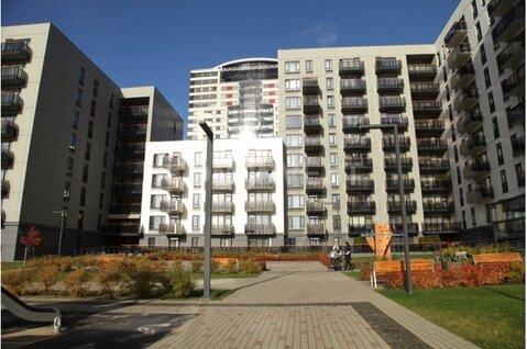 2-комнатная меблированная квартира с террасой в престижном проекте в . - Фото 2