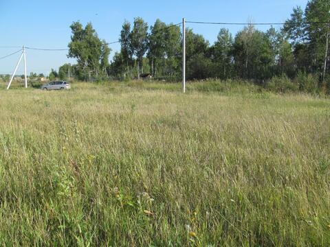 Продам земельный участок (ИЖС) 4 км. от мкр. Солнечный - Фото 1