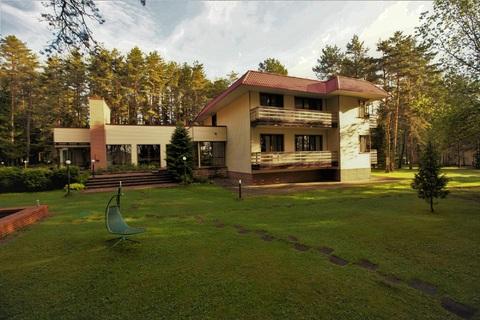 Эксклюзив: Частный пансионат «Дом приёмов «хижина» на озере Селигер - Фото 1