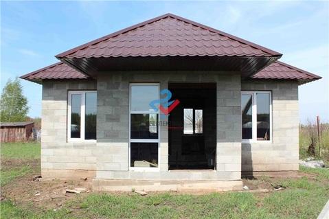 Участок с домом в Калининском районе - Фото 1