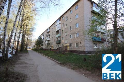 Продается двухкомнатная квартира в г.Конаково - Фото 1