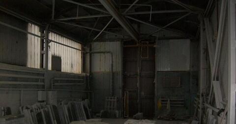 Под легкое пр-во, часть цеха, рабочее состояние, теплое, выс. 6 м, кра - Фото 5
