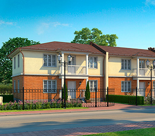 Продается Таун-хаус 77 м2 с инд уч 2 сот в кп Смольный в 18 км от КАД - Фото 1