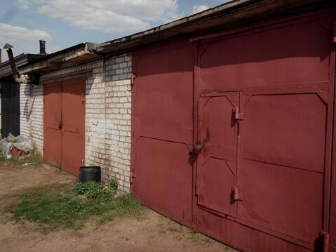 Продаётся гараж, г. Кимры, Старое савёлово.