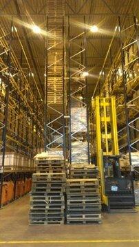 Сдам складское помещение 2300 кв.м, м. Комендантский проспект - Фото 1