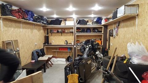 Продам гараж в ГСК Урал в г.Домодедово