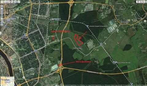 Массив для жилищного строительства Кудрово 25 га