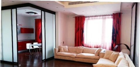 Продаётся видовая 3-х комнатная квартира в доме бизнес класса. - Фото 1