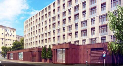 1-комн. апартамент 52 кв.м. в доме премиум-класса в ЦАО г. Москвы - Фото 1
