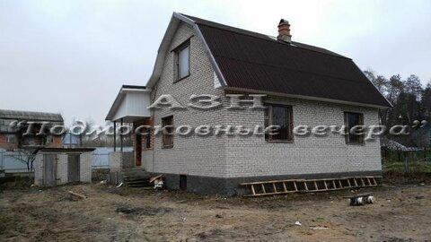 Егорьевское ш. 18 км от МКАД, Зюзино, Дача 80 кв. м - Фото 3