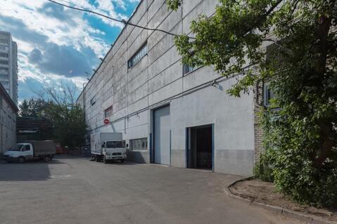 Продажа производственно-складского здания 11 300 м2 в ЮВАО Подъемная 1 - Фото 4