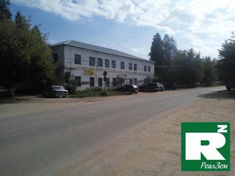 Двухэтажное здание общей площадью 821 м2 в Боровске улица Ленина 71/2 - Фото 3