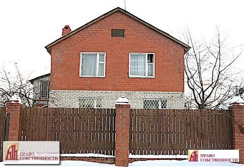 2-этажный кирпичный дом, Новое Село, Раменское - Фото 1