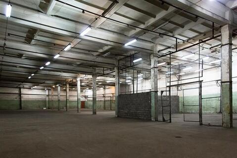 Производственно-складской комплекс 3000 кв.м. - Фото 3