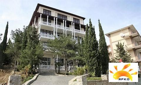 Отличная квартира в Алупке 49м2 с камином - Фото 1