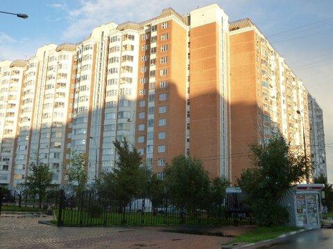 Сдается 1-комнатная квартира м.Люблино - Фото 1
