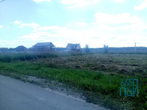 Продажа участка, Щапово, Щаповское с. п. - Фото 3