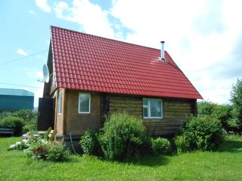 Продаю дом в поселке Бабаево Рузского района - Фото 1
