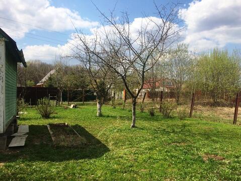 Земельный участок 12 соток с дачным домиком в Домодедовском р-не. - Фото 5