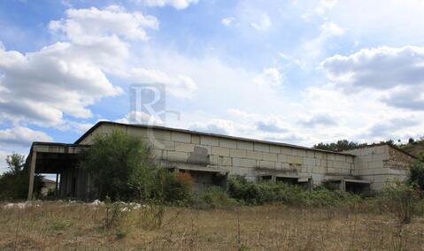 Продается отличная производственно-складская база (1200 кв м) - Фото 1