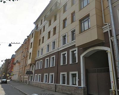 Продажа офиса, м. Лиговский проспект, Ул. Черняховского - Фото 2