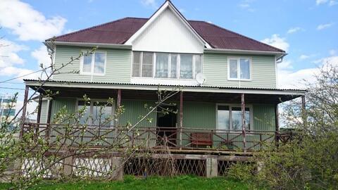 Дом 122кв м на участке 10сот в д Захарково - Фото 1