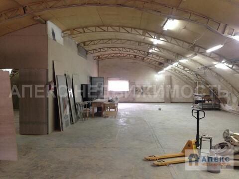 Аренда помещения пл. 429 м2 под склад, производство, , офис и склад м. . - Фото 2