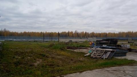 Земельный участок под складску базу, логистику, производство - Фото 1