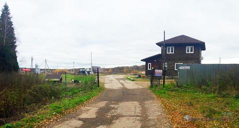 Участок 8 соток в Волоколамском районе в районе д. Ильино - Фото 1