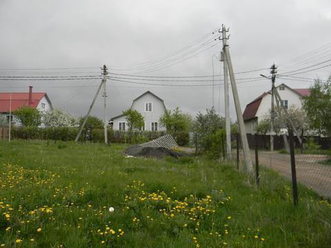 Участок 14 сот. , Боровское ш, 18 км. от МКАД. - Фото 1