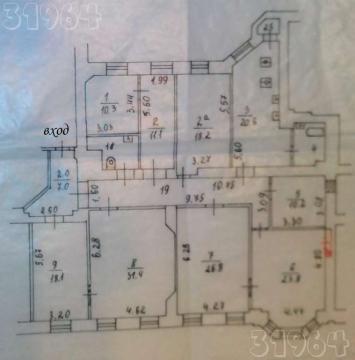 Пестовский д.12 квартира 6-ти комнатная - Фото 1