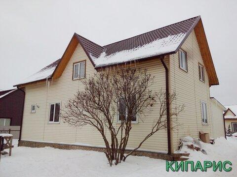 Продается дом в селе Ворсино - Фото 1