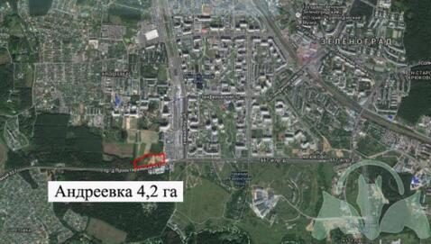 Продажа земельного участка, Солнечногорский район - Фото 2