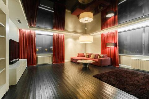 Продаю квартиру с дизайнерским ремонтом в ЖК Дом на Беговой 90м2 - Фото 1