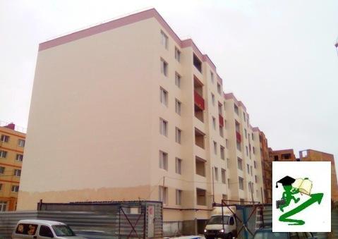 Квартира в строящемся доме, заволжский район. - Фото 1