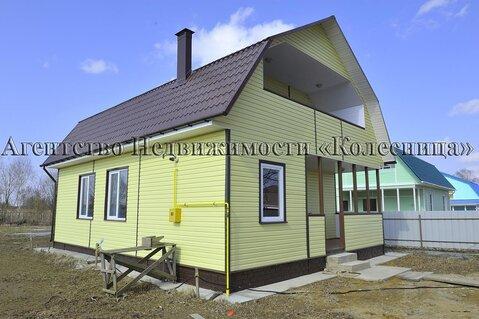 Ерденево. Малоярославец. Новый готовый под ключ дом в деревне, ком-ции - Фото 3
