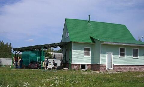 Усадьба (дом 180 кв.м.и участок 1,2 га) в 10 км от Углича - Фото 1