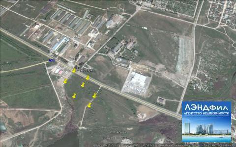 Участок под размещение производственной базы, Московское шоссе