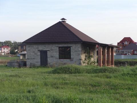 Участок с фундаментом Новосадовый - Фото 2