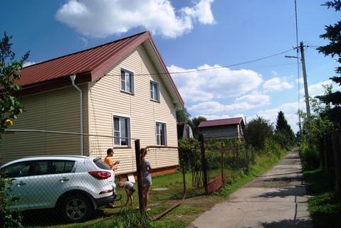Дачный дом в поселке рядом с озером - Фото 1