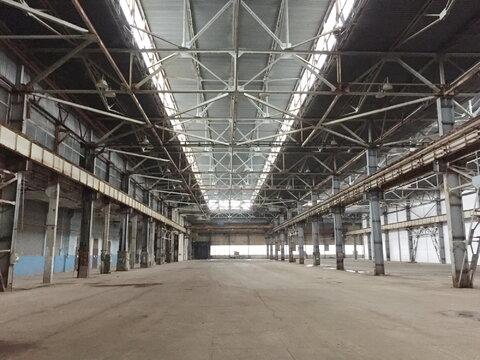 Сдам в аренду производственно-складскую площадь 11600 кв.м. - Фото 1