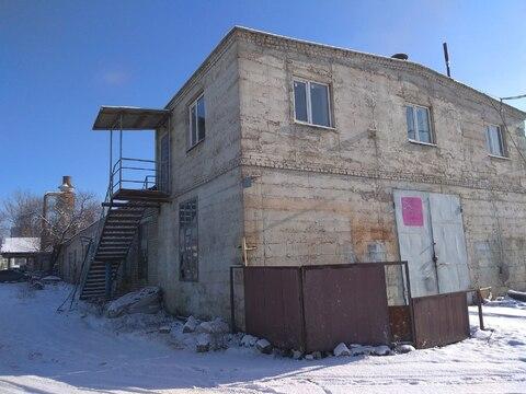 Производственно-складское здание, 569.3 кв.м. - Фото 2