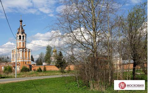 Участок 8, 06 соток в Зосимово, 38 км от МКАД по Киевскому шоссе - Фото 1