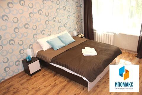 1-комнатная квартира в п.Киевский.Посуточная аренда. - Фото 1
