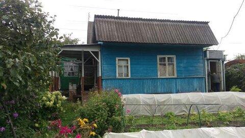 Дача 100м2 на участке 7 сот. СНТ Ивашково-1 - Фото 3