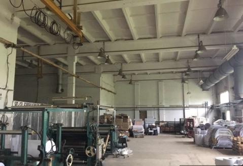 Производственно-складской цех общей площадью 650 кв.м. - Фото 4